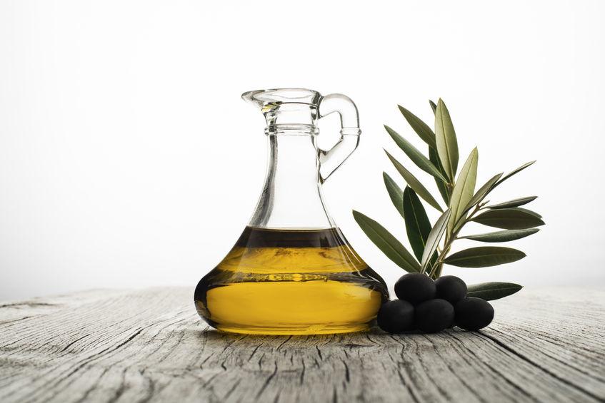 Olijfolie als glijmiddel