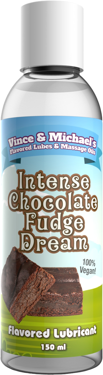 Swede Vince & Michael's Intense Chocolate Fudge Dream Flavored Lubricant (150ml)