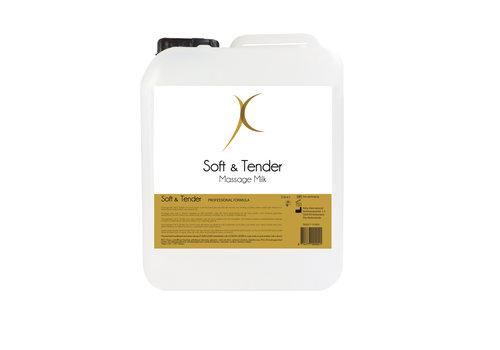 Soft & Tender Massage Milk 5 liter jerrycan