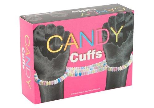 Condoom Anoniem Candy Cuffs - eetbare handboeien