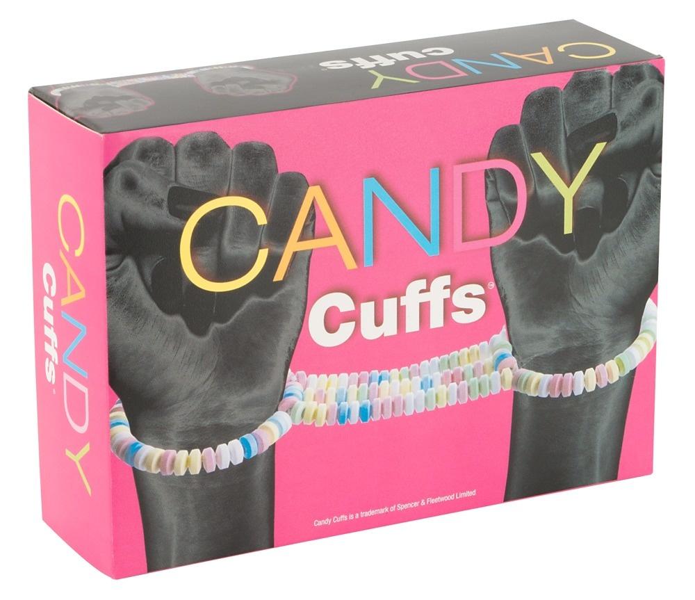 Spencer & Fleetwood Candy Cuffs - Eetbare Handboeien