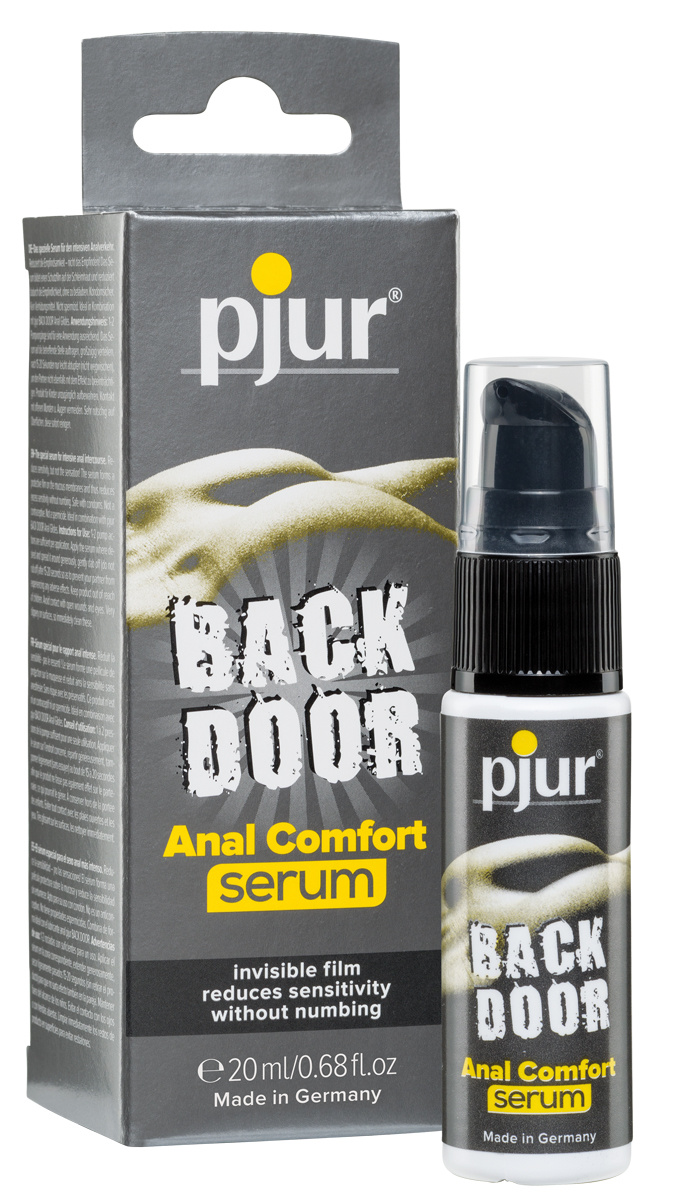 Pjur Back Door Anal Comfort Serum (20ml)
