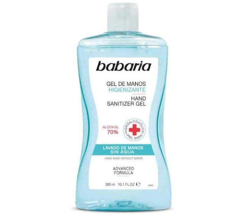 Babaruia desinfecterende en verzorgende handgel