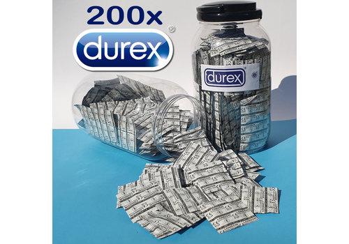 Durex Pot met 200 Durex condooms