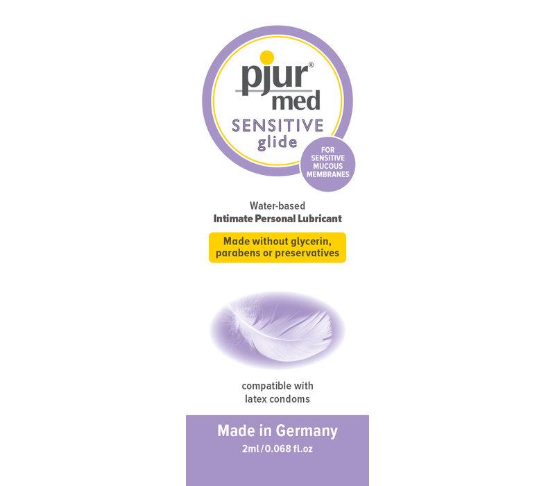 MED Sensitive Glide - 100 ml