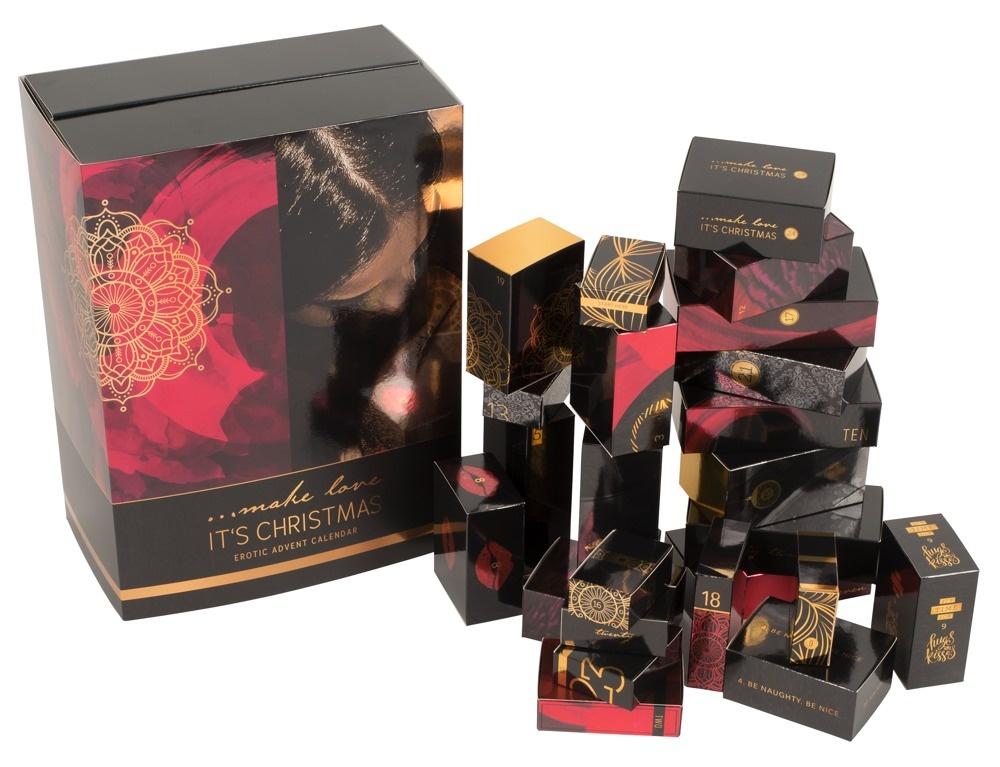 Womanizer Erotische Adventskalender Met 24 Cadeaus!