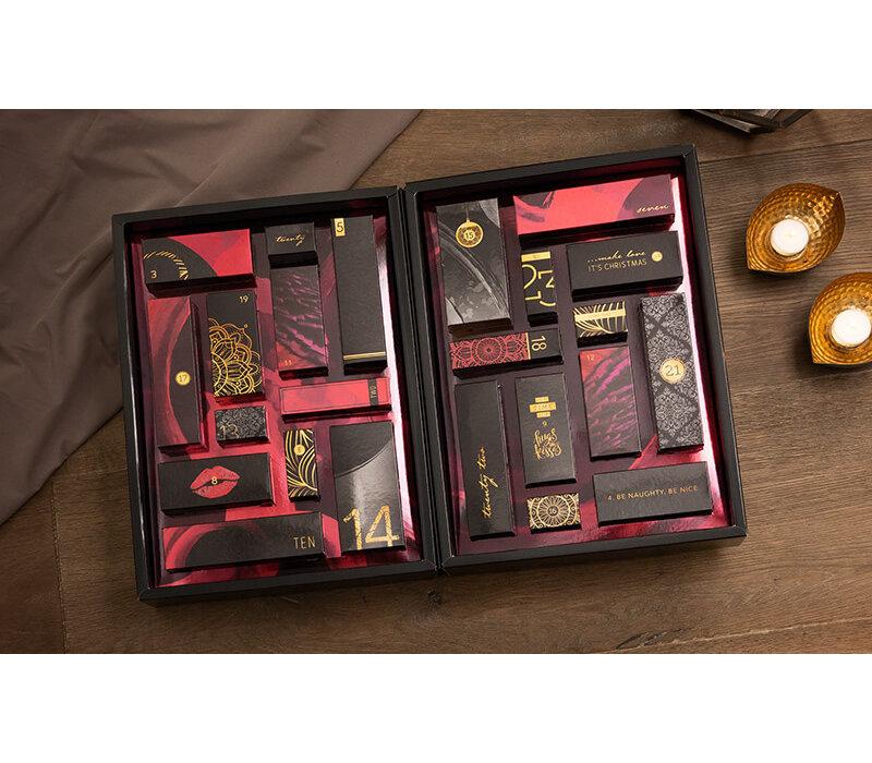 Erotische Adventskalender met 24 cadeaus!