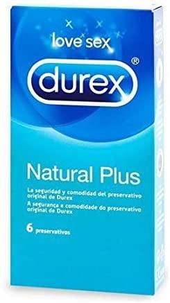 Durex Classic Natural Condooms 6 stuks