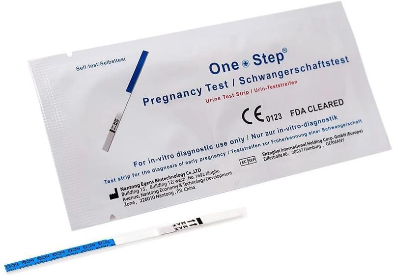 MEDI Check Zwangerschap Test Dipstick