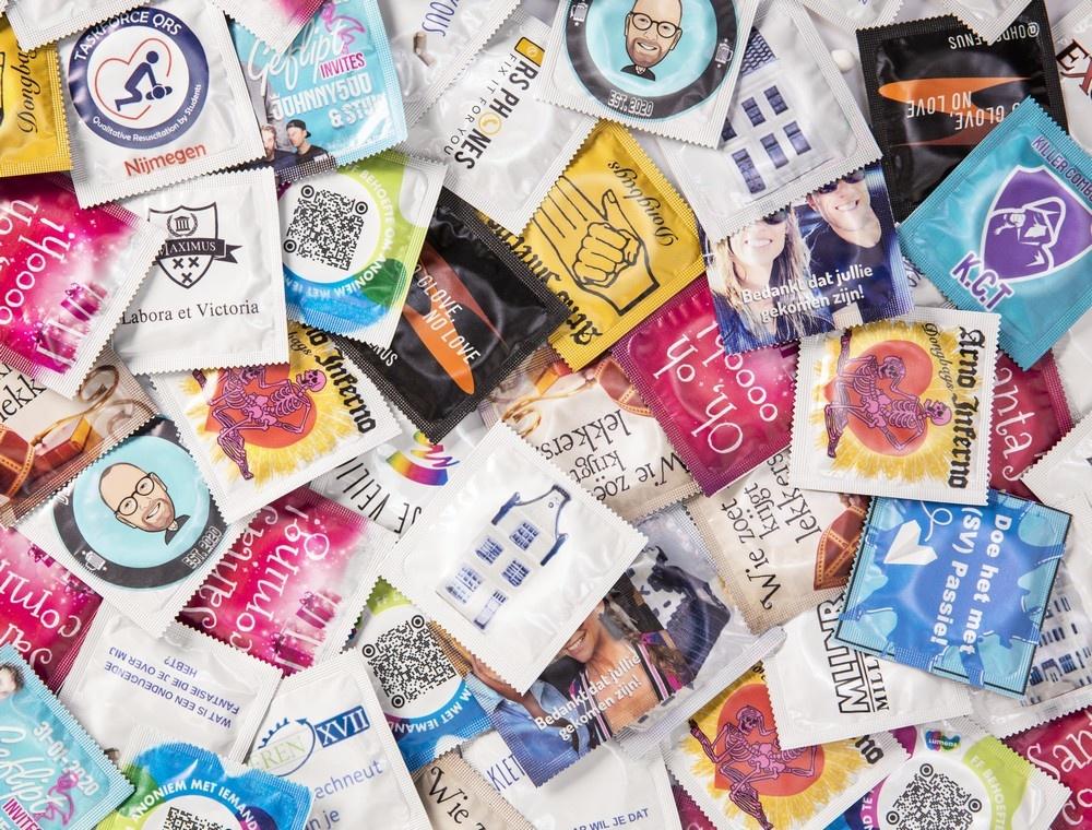 condoms own design