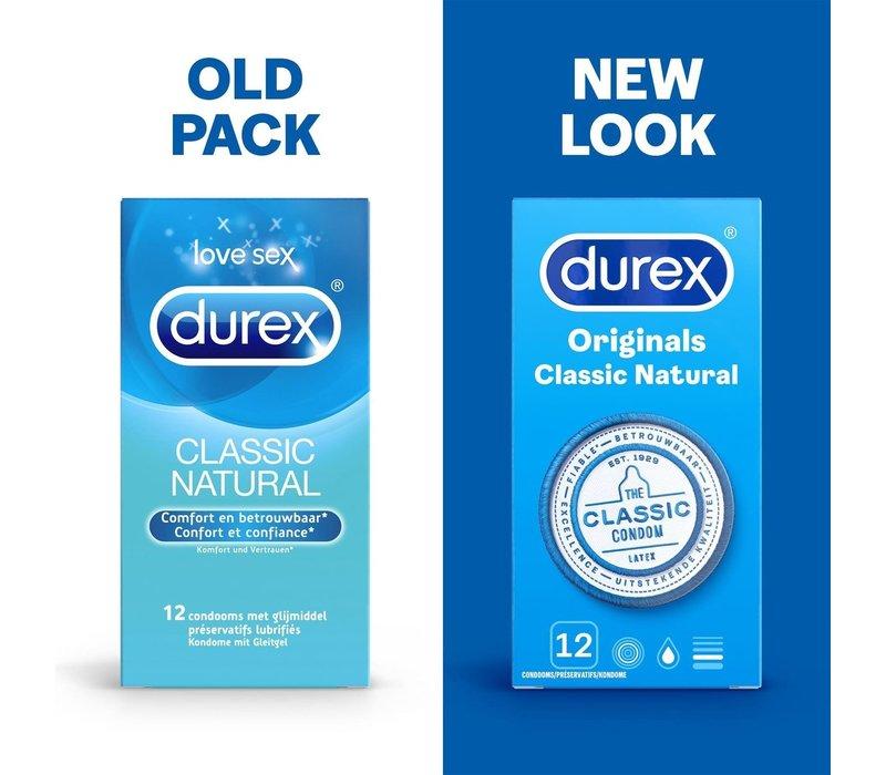 Classic Natural condooms