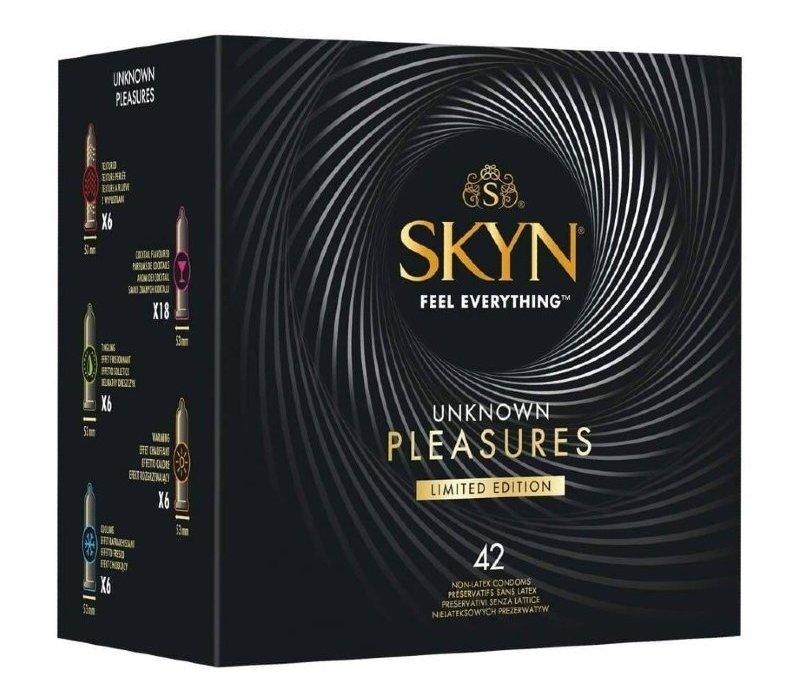 Skyn Unknown Pleasures 42 latexvrije condooms