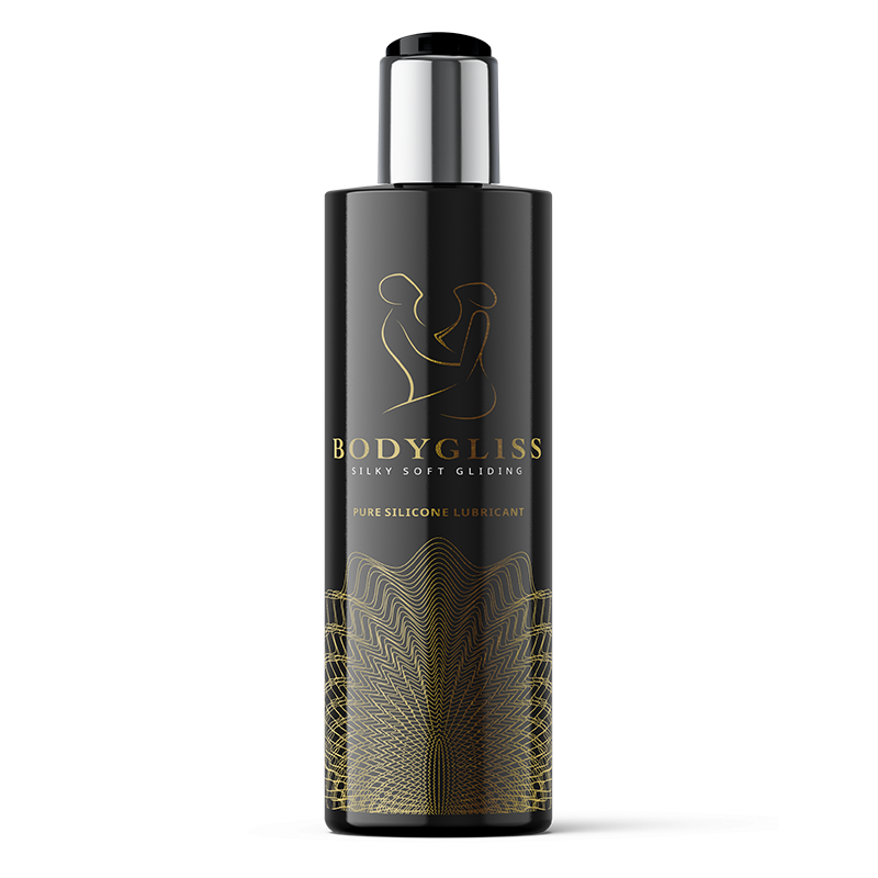 BodyGliss Erotic Collection - Silky Soft Gliding - Pure 250ml (met doseerpomp)