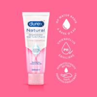 Natural glijmiddel - Extra Sensitive - tube 100ml