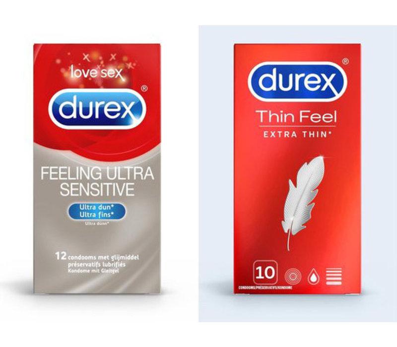 Feeling Ultra Sensitive - Thin Feel Extra Thin