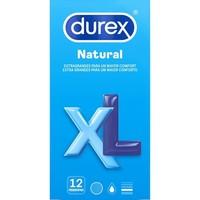 Natural XL 60mm bredere condooms - 12 stuks