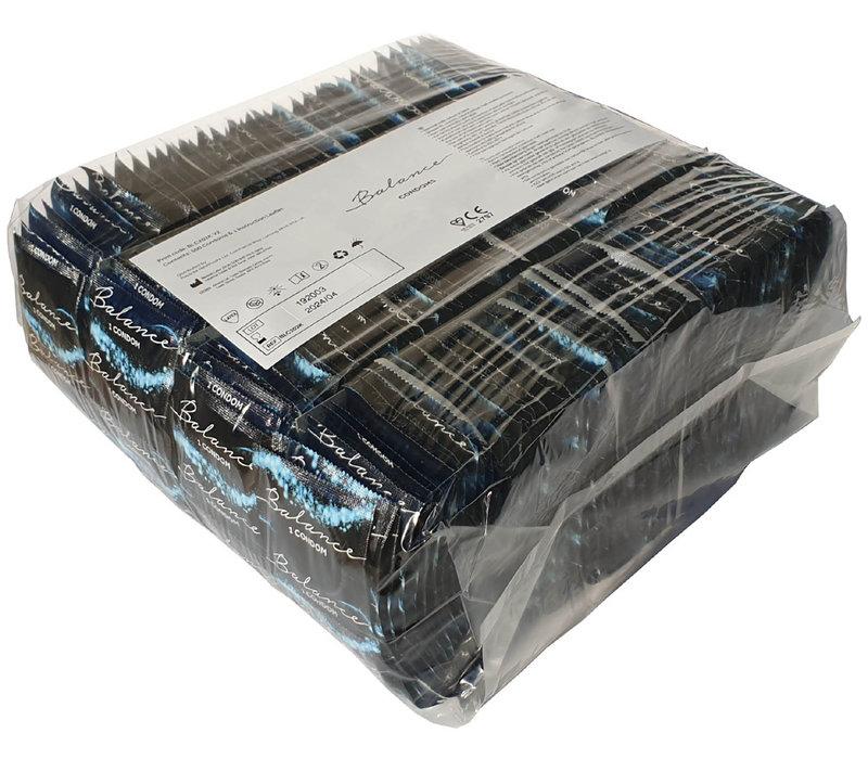 1000 Condooms Bulkverpakking