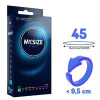 45 - smallere condooms