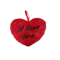 Pluche I Love you hart kussentje