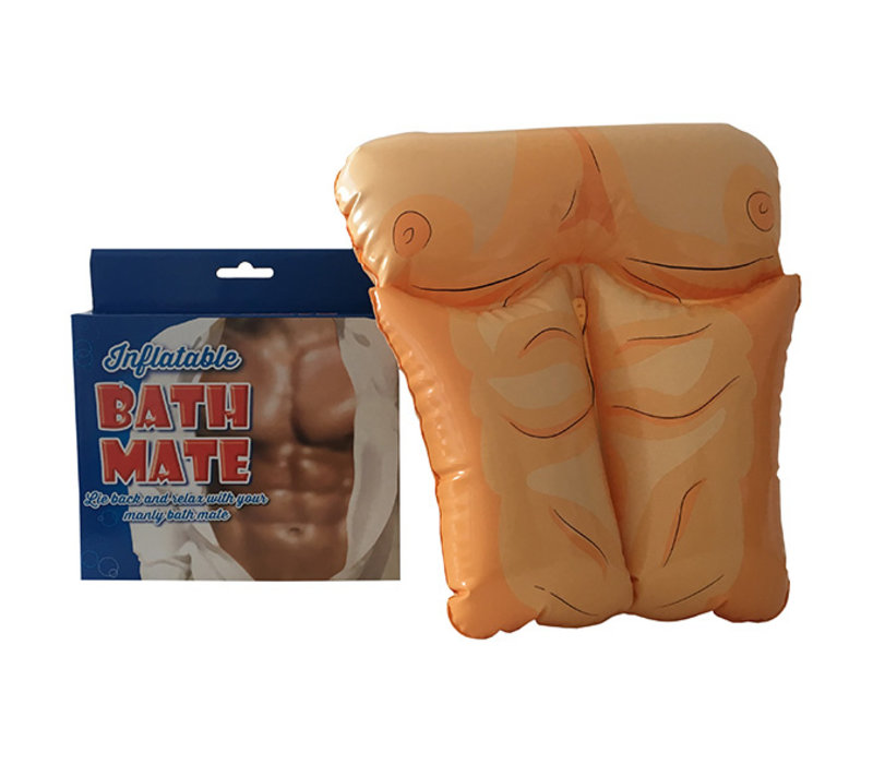 Bath Mate - opblaasbare borstkas kussen