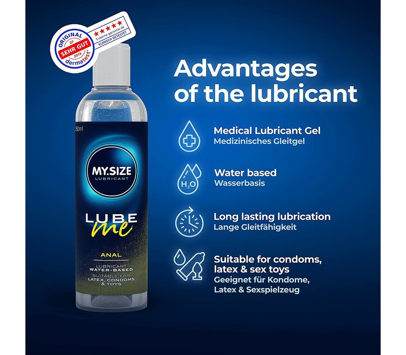 Lube Me - Natural (100ml)