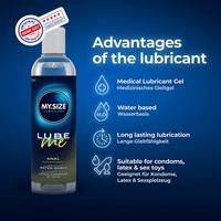 Lube Me - Tingly Warming - stimulerend glijmiddel (100ml)