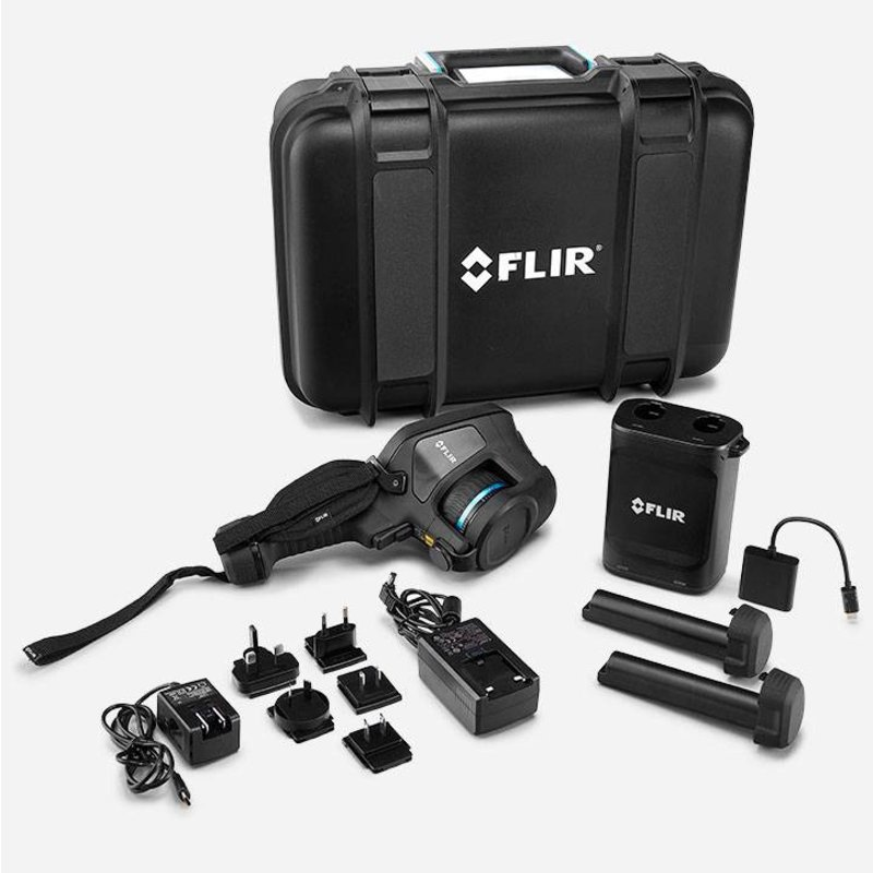 FLIR E75 Advanced Handheld Infrared Cameras with MSX