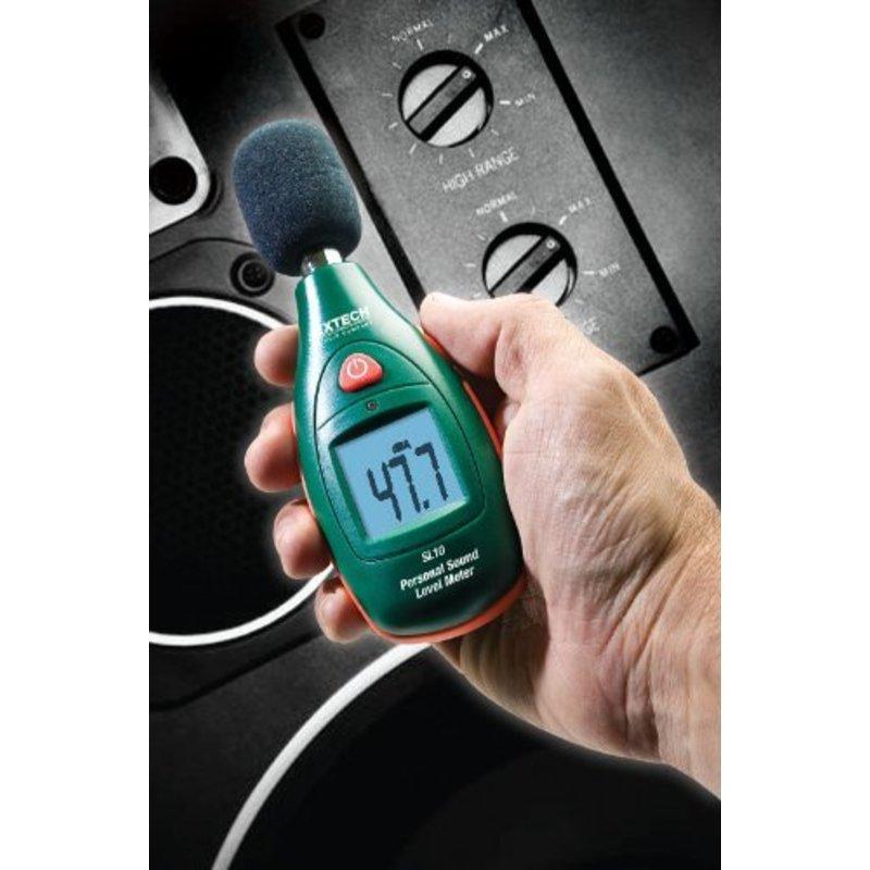 EXTECH SL10 - Schallpegel messgerät