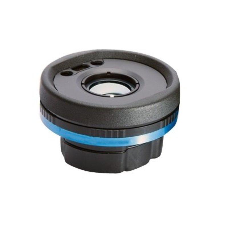 FLIR Exx serie single lens: 42º x 32º (10mm Lens)