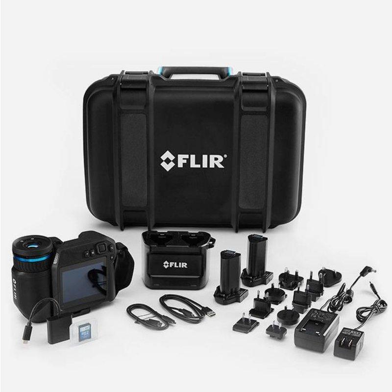 FLIR T540 met 42° lens
