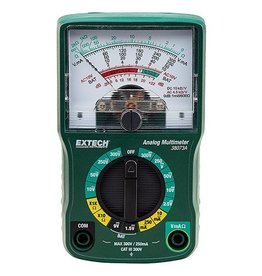 EXTECH 38073A - Analoges mini-multimeter