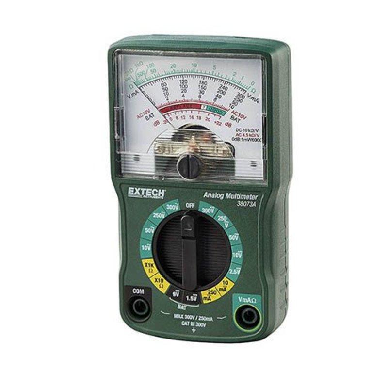 EXTECH 38073A - Mini Analoge Multimeter