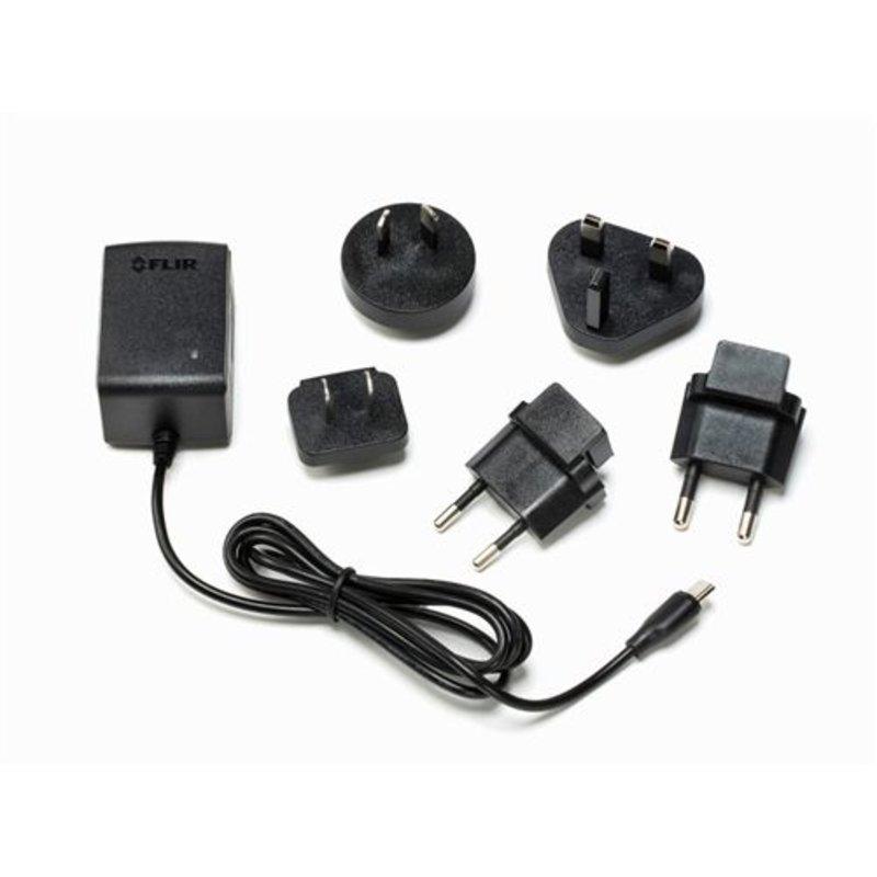 FLIR Power supply voor FLIR Exx/T5xx camera's