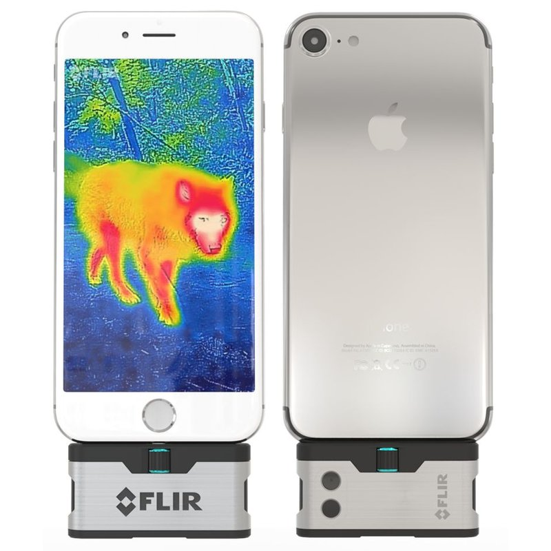 FLIR One Third generation iOS - Qurrent Promo