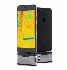 FLIR One iOS - Qurrent actie