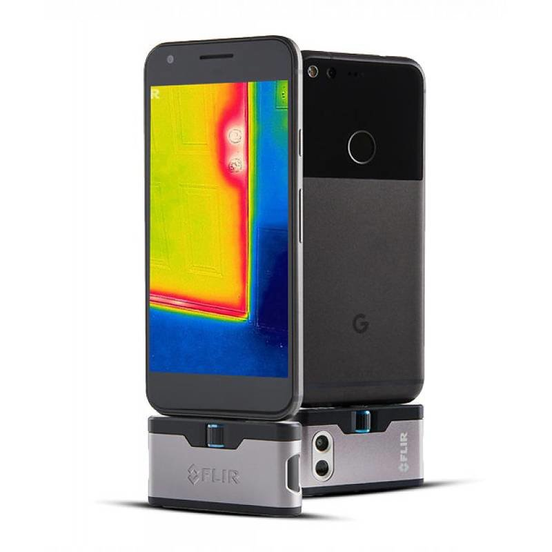 FLIR One Third Generation Android Micro USB - Qurrent Promo - Copy