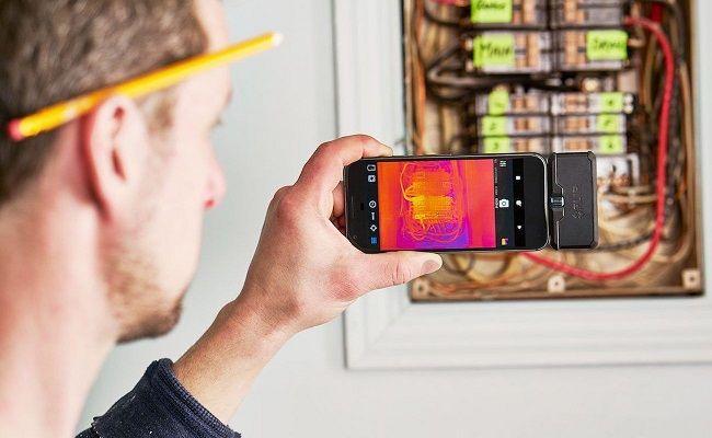 FLIR One Pro: betaalbare smartphone warmtebeeldcamera!