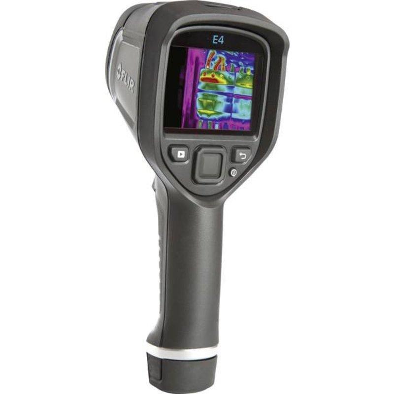 FLIR E4 WiFi Point & Shoot Wärmebildkamera 80 x 60 Pixel