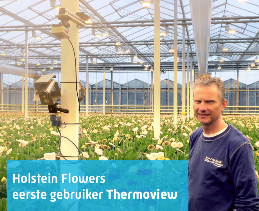 Holstein Flowers - eerste gebruiker Thermoview