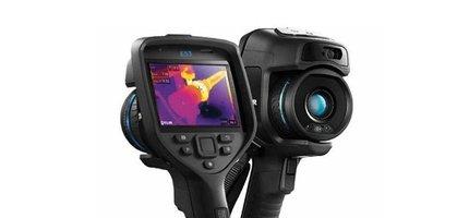 FLIR E53 het instapmodel voor geavanceerde warmtebeeldcamera's