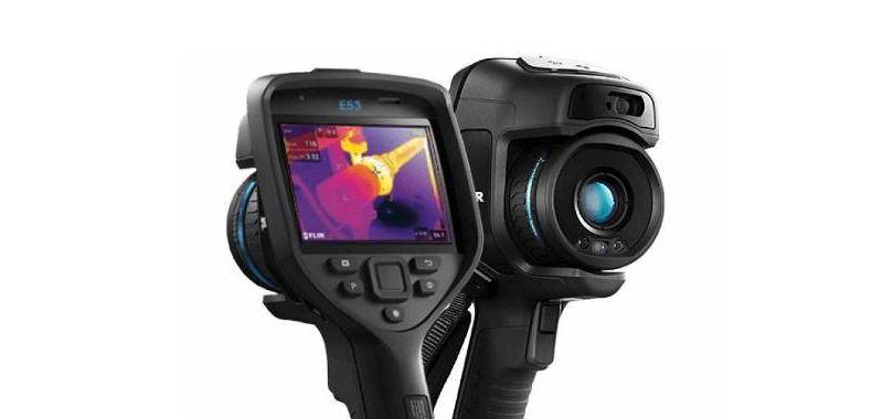 FLIR E53 het instapmodel voor lijn geavanceerde warmtebeeldcamera's