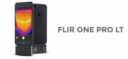 FLIR One PRO LT, het betaalbare broertje van de FLIR One PRO