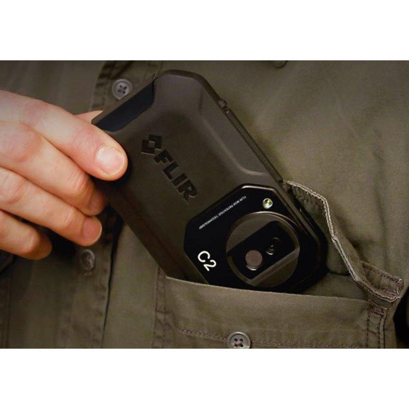 FLIR C2 zakformaat warmtebeeldcamera