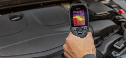 FLIR kondigt zijn eerste warmtebeeldcamera aan voor Automotive: de FLIR TG275