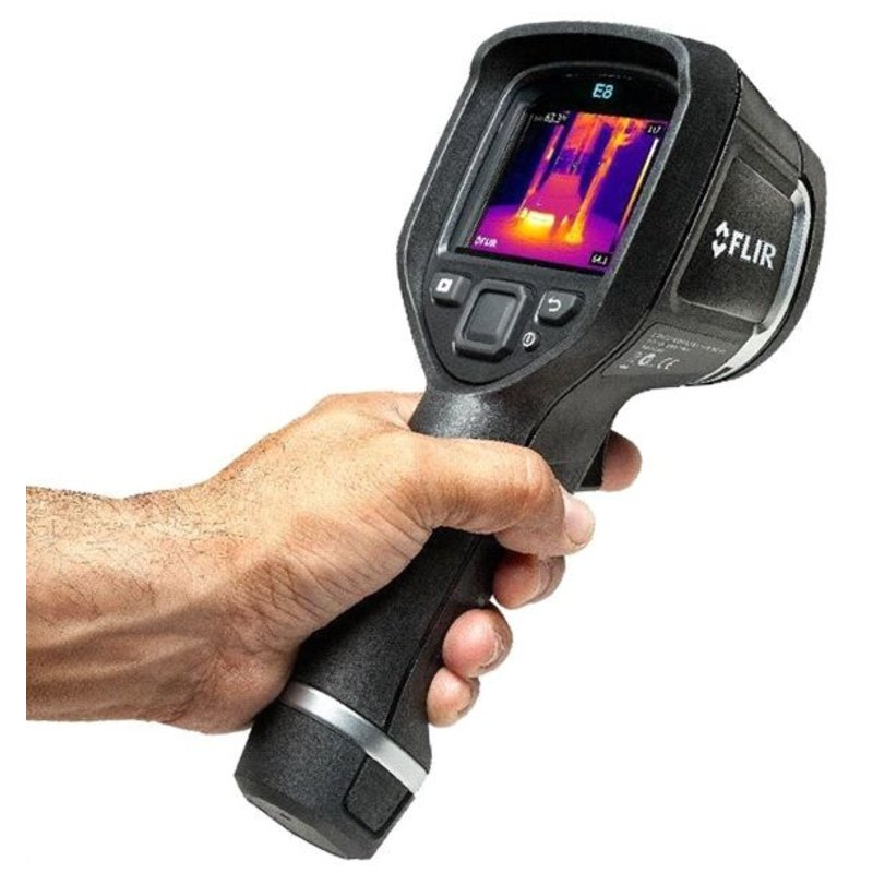 FLIR E8xt WiFi Point & Shoot Wärmebildkamera 320 x 240 pixels