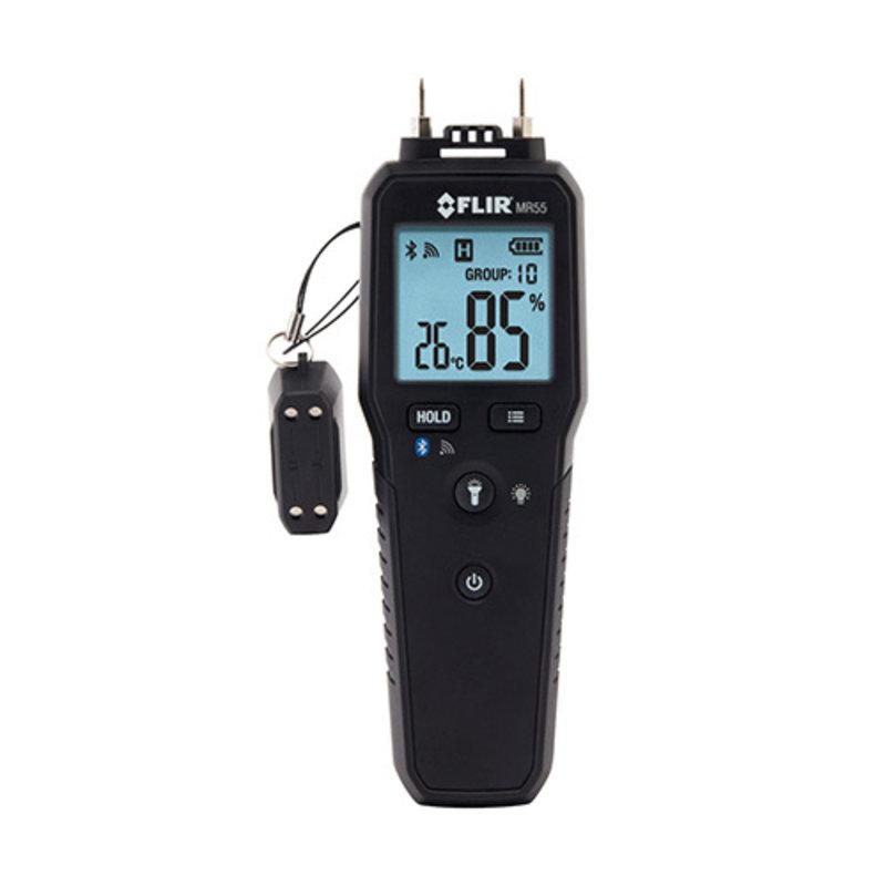 FLIR FLIR MR55, Hygrometre à pointe avec technologie Bluetooth®
