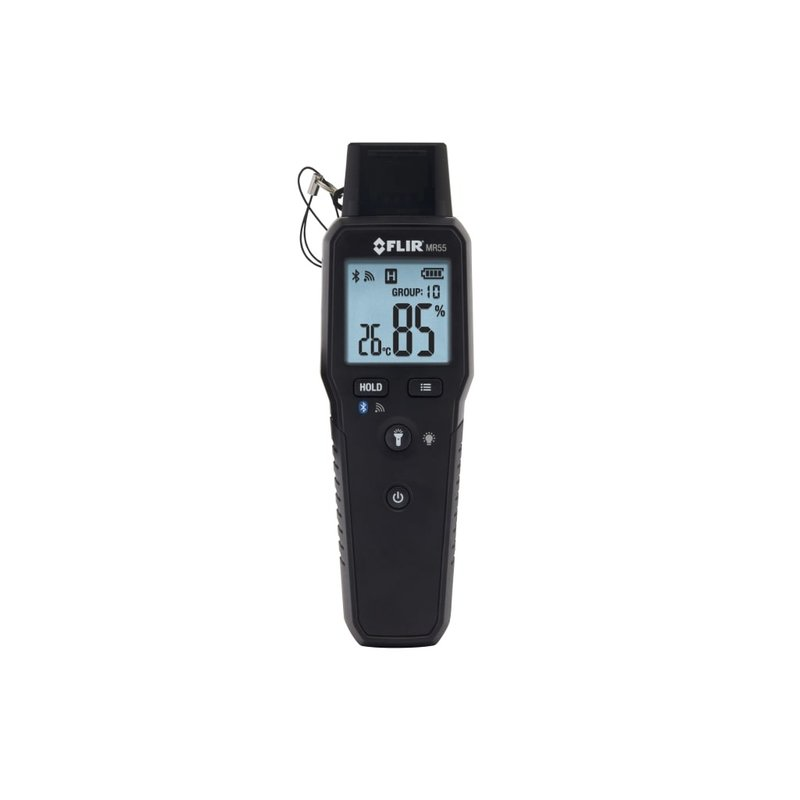 FLIR FLIR MR55, pin vochtmeter met Bluetooth®