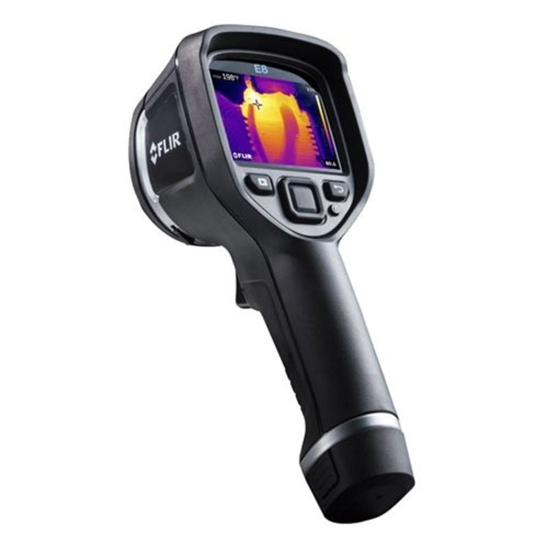 FLIR E8 WiFi Point & Shoot warmtebeeldcamera 320 x 240 pixels