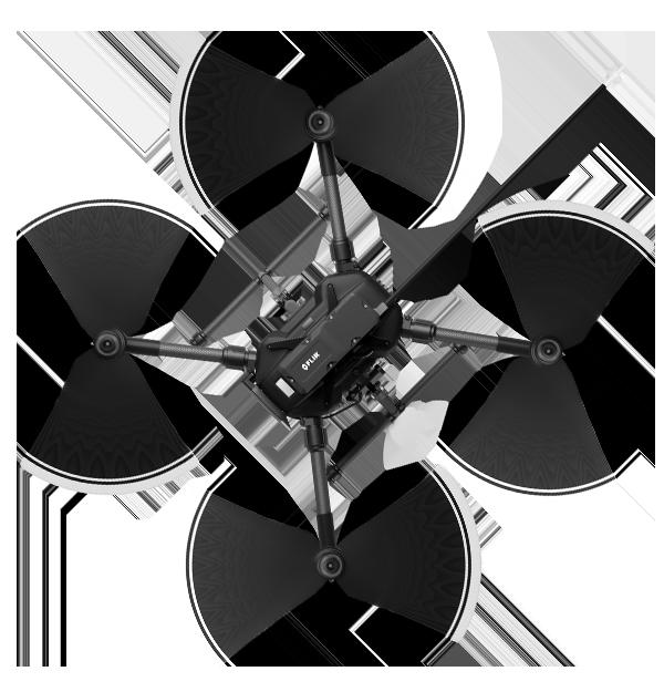 FLIR MUVE C360  geïntegreerde Multi-Gasdetector voor Drones en UAS