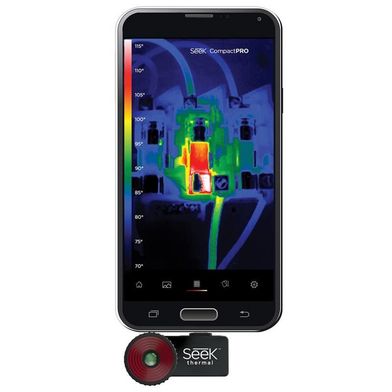Seek Thermal Compact PRO Android FastFrame - Copy